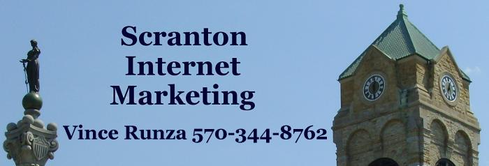 scranton business websites targeted local traffic